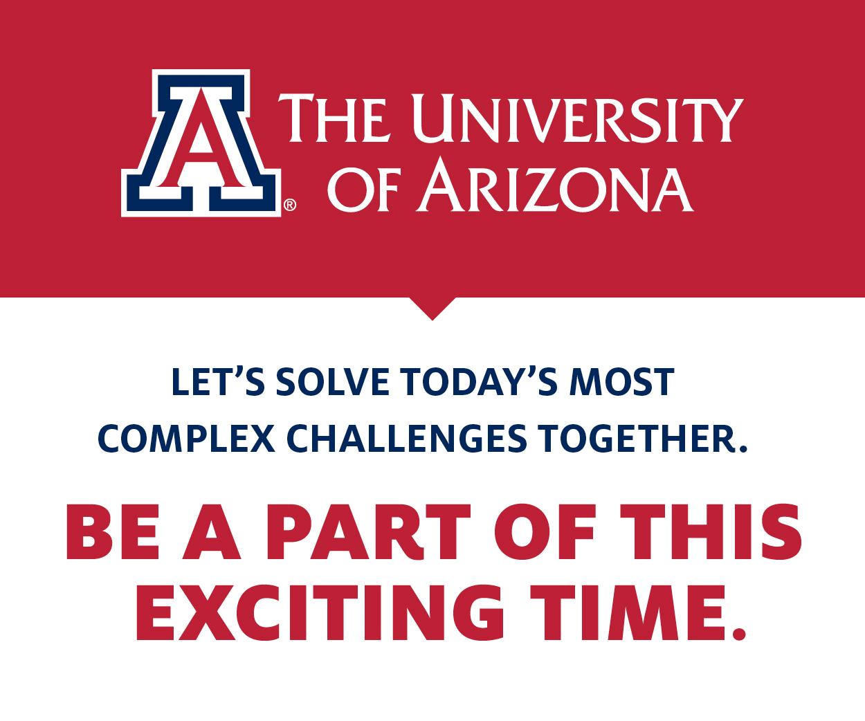 Visit University of Arizona (medium rectangle)