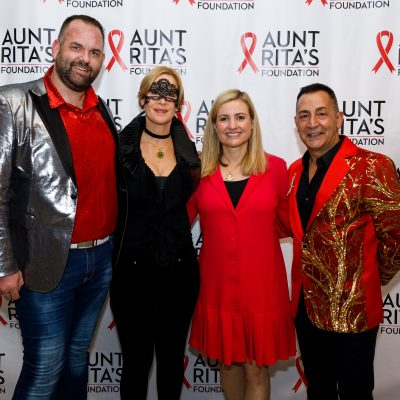 'Red is the Night' Goes Disco for Aunt Rita's